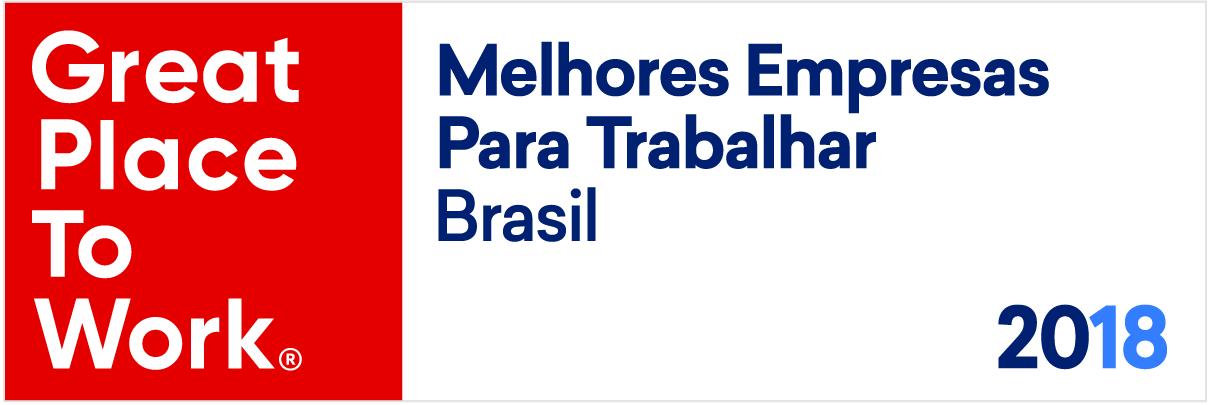 Melhores Empresas para Trabalhar Brasil 2018