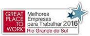 Melhores empresas para se trabalhar no Rio Grande do Sul em 2016