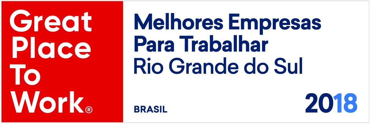 Melhores Empresas para Trabalhar Rio Grande do Sul 2018