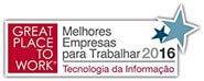 Melhores empresas para se trabalhar na área de TI e Telecom em 2016 do Brasil