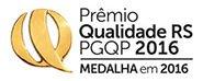 Prêmio do PGQP (Programa Gaúcho de Qualidade e Produtividade) em 2016